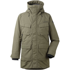 Didriksons 1913 Drew Parka Hombre, crocodile green